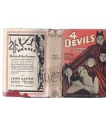4 Devils Photoplay Edition F W Murnau Gay Inter... - $125.00