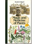 Magic and Medicine of Plants RD Editors 1986 - $10.95