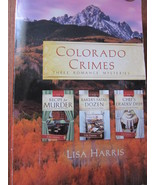 Colorado Crimes Christian Romance Mysteries 3 i... - $6.49