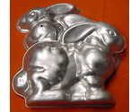 Buy Wilton Bakeware - Wilton 3D Easter Bunny Aluminum Cake Mold