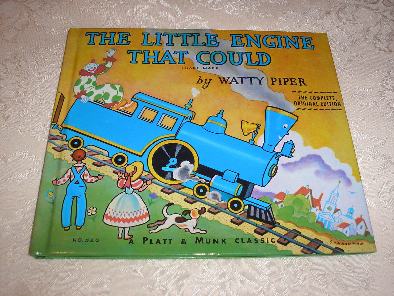 The Little Engine That Could Watty Piper good, unread hc