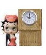 Betty Boop W/Skyscraper Clock Figure - $42.10