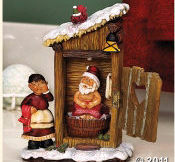 Image 1 of Santa Bathhouse Christmas