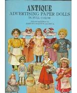 Antique Advertising Paper Dolls Costumes 33 Ful... - $9.93