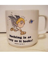Nothing Is As Easy As It Looks! Novelty Mug, Sh... - $6.99