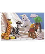 Giraffe~Zebra~Unicorn & Camel Crochet Patterns~... - £8.26 GBP
