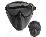 Buy Paintball - Full Face Guard Mask Goggles for Outdoor Paintball Games