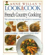 Look & Cook, Ann Willan's French Country Cookin... - $7.00