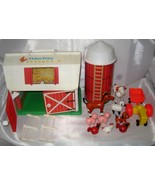 Fisher Price Little People Farm Barn Yard #2501 - $75.00