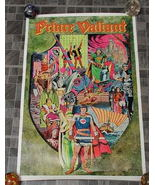 Prince Valiant Poster Limited Edition 1975  - £15.71 GBP