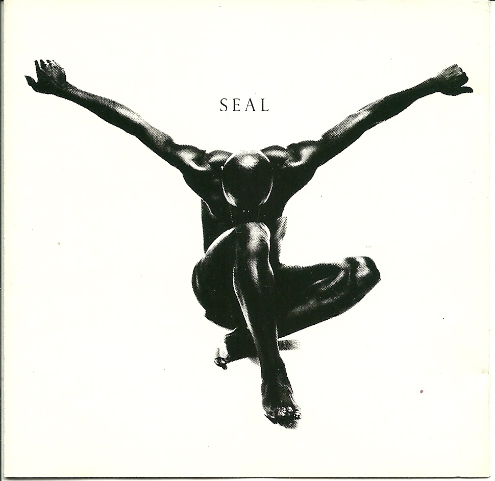 Seal CD Self titled - Second Album
