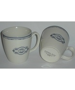 Two Elegant Culinary Arts Blue and White A La C... - $11.00