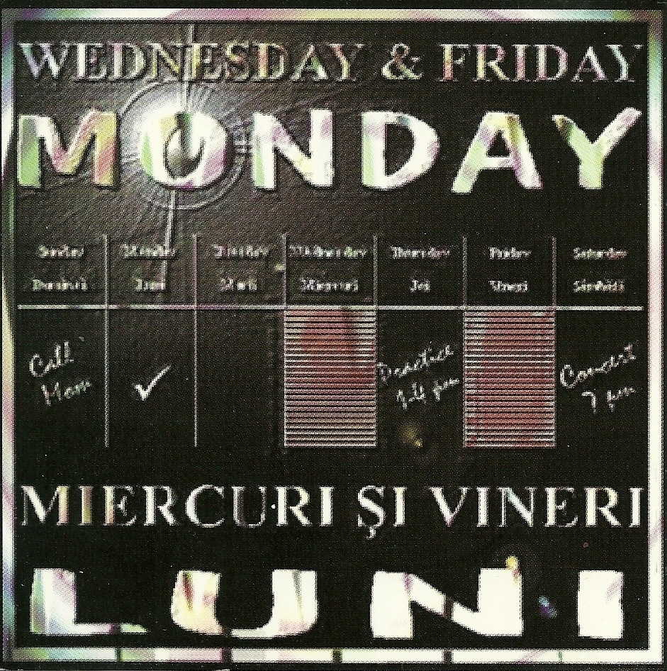 Wednesday_and_friday_-_monday_-_luni_-_miercuri_si_vineri
