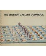 Sheldon Art Gallery Cookbook Lincoln Nebraska A... - $12.79