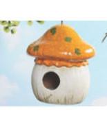 Mushroom Birdhouse New - $15.95