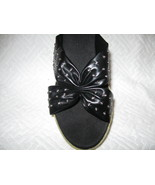 WOMAN SHOES, OAKLAND SHOES BY ANNIE. 9W Black - $9.00
