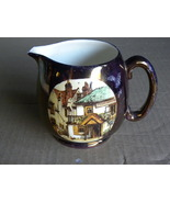 Creamer English Ware Porcelain Copper Luster - $30.00
