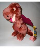 VTG Dakin Nature Babies Duncan Dragon Plush Stu... - $10.99