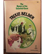 Trixie Belden The Mystery of the Uninvited Gues... - $5.99