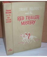 Trixie Belden and the Red Trailer Mystery Whitm... - $7.99
