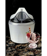 Crofton Ice Cream Maker Sorbet or Frozen Yogurt Too NIB