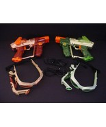 Tiger Lazer Tag Team OPS Deluxe Laser Guns an Goggles - $49.99