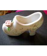 Sold Jewels Vintage Porcelain Boot Japan - $9.50
