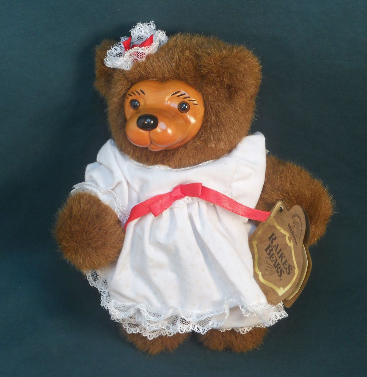 Robert Raikes Collector's Club Bear Tammy 1992 to 1996
