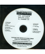 Cruxshadows - Shadowbox W/L Promo CD/DVD Rare! - $5.00