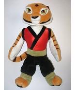 Kohl's Cares Kung Fu Panda Plush Master Tigress Doll 14