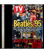 1995 TV Guide BEATLES Sgt. Pepper Cover - $5.00