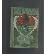 1891 A Missing Million, The Adventures of Louis... - $8.00