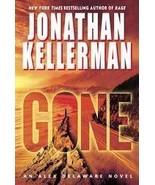 Gone by Jonathan Kellerman (2006, Hardcover) - $8.50