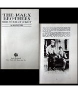 1969 The Marx Brothers - Their World of Comedy ... - $5.00