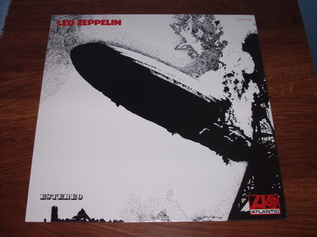 Led Zeppelin - Led Zeppelin LP.