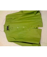 TERRY LEWIS CLASSIC LUXURIES LEATHER JACKET/PAN... - $179.99