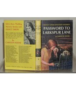 Nancy Drew #10 Password to Larkspur Lane Vintag... - $3.99