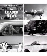 Chevrolet Leader News Newsreels 15 Classic Film... - $4.74