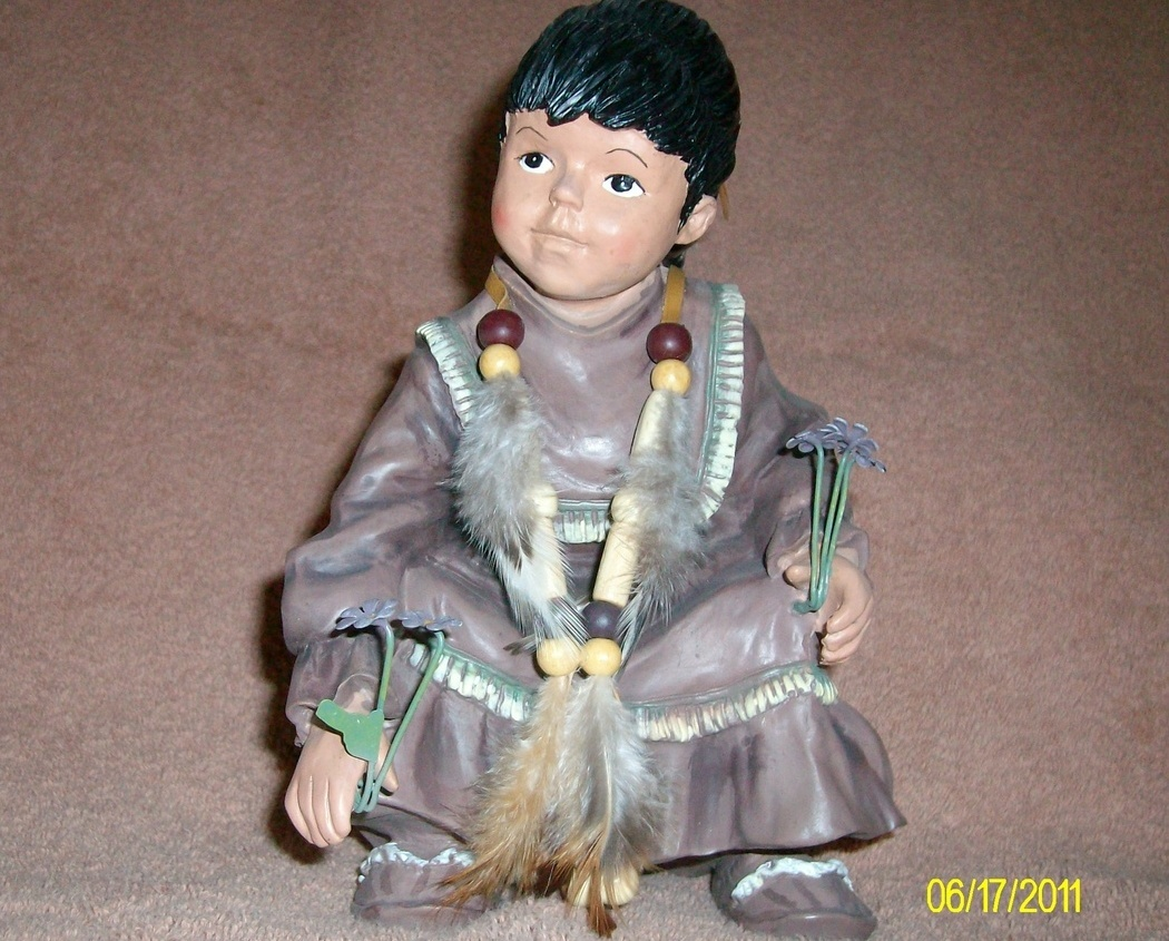 Image 0 of Yoki Indian Baby