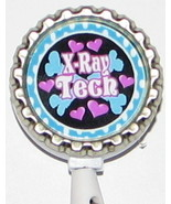 X ray Tech 2 ID badge holder w retractable reel 5
