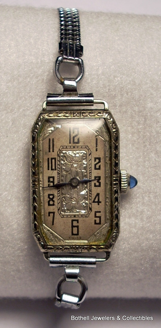 'Winner' vintage Swiss mechanical lady's watch