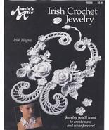 RARE~Irish Crochet Jewelry~Annie's Attic~4 Designs - £24.72 GBP