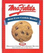 Mrs Fields Best Ever Cookie Book Cook book from... - $8.00