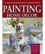 Decorative Artist's Workbook~Paint Home Decor - $2.00