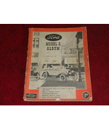 Ford Model A Album All Styles 1960 - $40.00