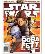 Star Wars Insider No 117 The Return of Boba Fet... - $6.00