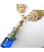 The Esmerelda Necklace - $336.00