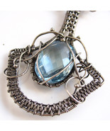 Glitter on the Lake Necklace - $350.00