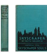 1932 Skyscraper Souls Photoplay Maureen O'Sullivan - $12.00