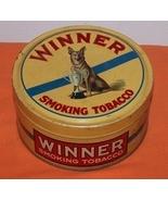 Winner Advertising Tin Vintage - $50.00